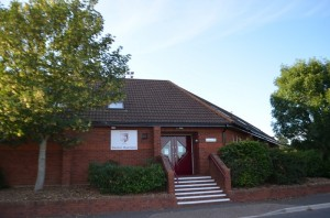 Exeter Harriers Clubhouse -