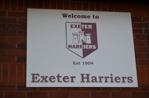 Welcome to Exeter Harriers