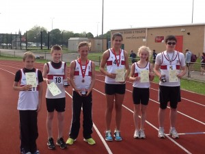 Devon School-County Combined Events 1
