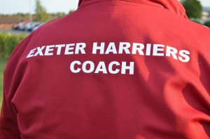 Exeter Harrier Coach