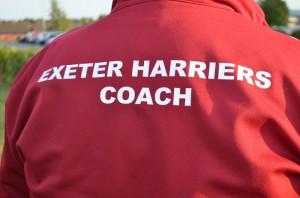 Exeter Harrier Coach