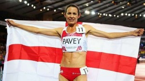 Jo Pavey Commonwealths