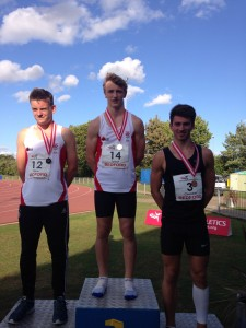 National U17 Combined Events
