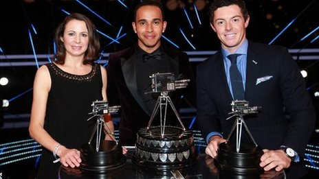 Pavey finishes outstanding third at BBC Sports Personality of the Year