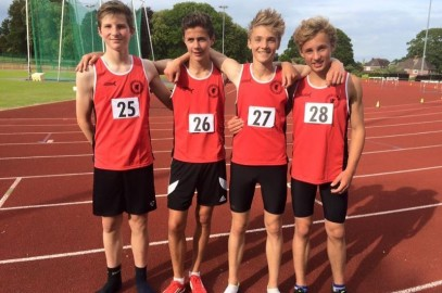 TALENTED TURNER STRIKES GOLD AT REGIONAL COMBINED EVENTS