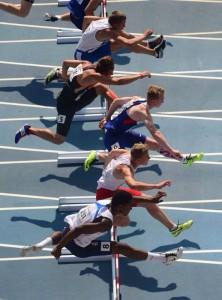 Sam Talbot - Cali, World Youth Games 110m Hurdles 2015