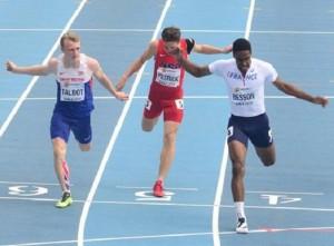 Sam Talbot - Cali, World Youth Games 2015