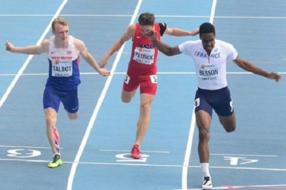 "SAM TALBOT ""HUGE HONOUR TO REPRESENT GREAT BRITAIN"" IN WORLD YOUTH CHAMPIONSHIPS"