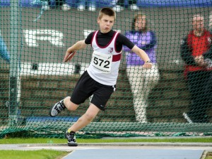 Craing Moncur Discus @ Scottish Champs 2