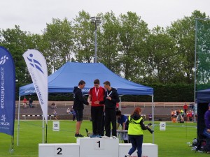 Jack Moncur Podium @ Scottish Champs 1