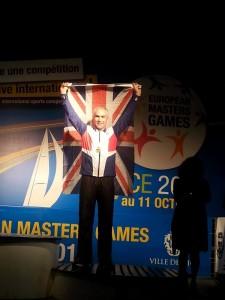 Ian Allen - European Masters 3