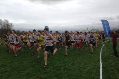 WESTWARD LEAGUE CROSS COUNTRY – FIRST FIXTURE 9TH OCTOBER, PLYMOUTH