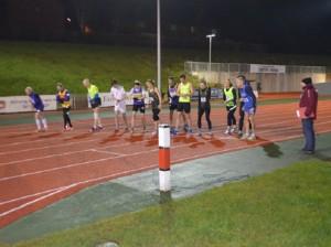 3000m Start Race 1 1