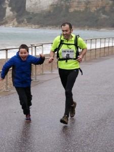 Andy Green - EH London Marathon Place 1
