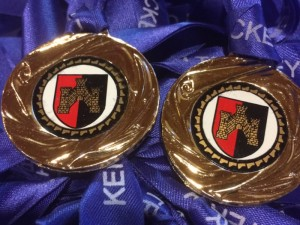 Ken Trickey Great West Open - Medals web