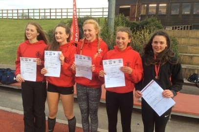 HARRIERS MULTI-EVENTERS SHINE AT SOMERSET CHAMPIONSHIPS