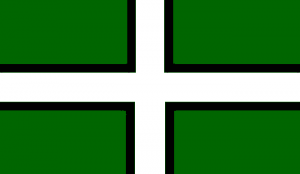 Devon_county_flag