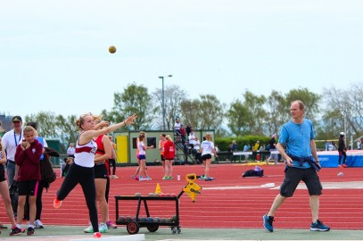 HARRIERS DEVELOPING THROWERS LEAD WAY IN STUNNING ARRAY OF PERFORMANCE AT COUNTY CHAMPIONSHIPS