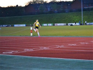 Molly Canham - Exeter Harriers April Open Meet