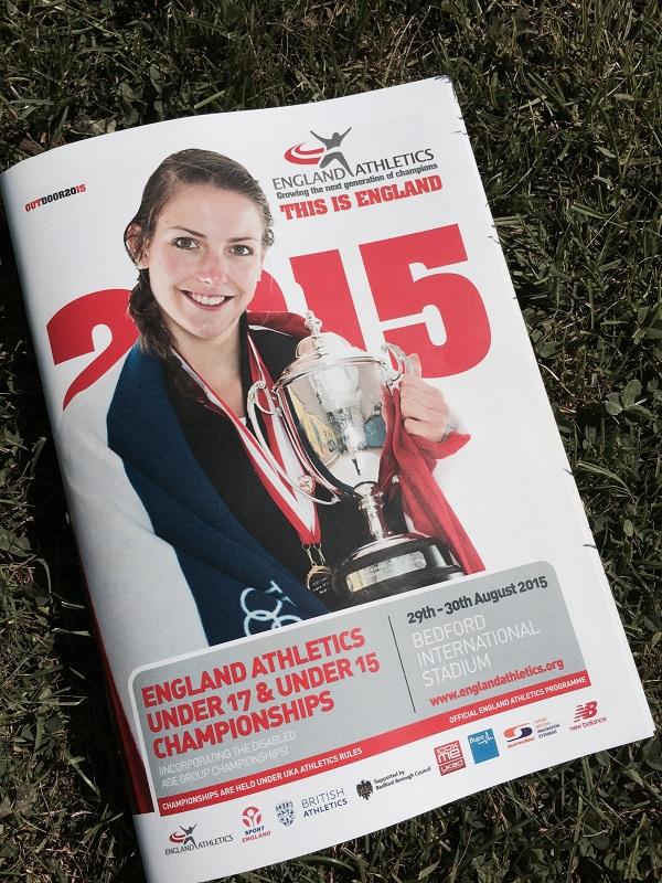EA Champs 2015 Poster