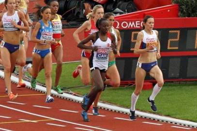 JO PAVEY MAKES HISTORY AFTER 5TH OLYMPIC SELECTION