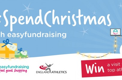 HELP US WIN A VISIT FROM A TOP ATHLETE BY USING EASYFUNDRAISING THIS CHRISTMAS