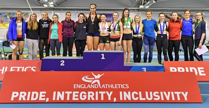 EA CE Indoor Champs Sheffield 2017