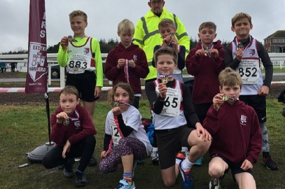 SW CROSS COUNTRY CHAMPS – EXETER RACECOURSE 8TH JANUARY 2017