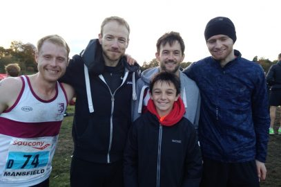 HARRIERS PART OF RECORD BREAKING 1273 TEAMS COMPETING AT NATIONAL CROSS COUNTRY RELAYS