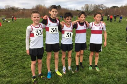 CLEAN SWEEP OF MEDALS FOR EXETER HARRIERS U13 BOYS & U15 GIRLS AT DEVON XC CHAMPS