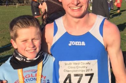 EXETER HARRIERS CLAIM PERSONAL, CLUB AND COUNTY MEDALS AT SOUTH WEST CROSS COUNTRY CHAMPS