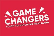 BECOME A GAMECHANGER NOW! FREE TRAINING AVAILABLE FOR 14 – 25 YEAR OLDS