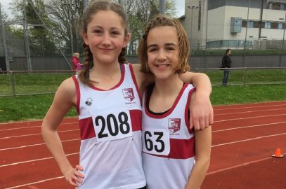 EXETER HARRIERS GIVE NEW EVENTS A TRY AT FIRST DEVON OPEN OF THE SEASON