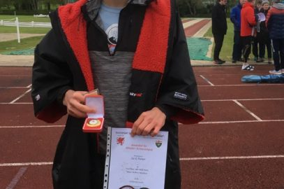 EXETER HARRIERS EXCEL AT MULTI-EVENTS IN SOMERSET