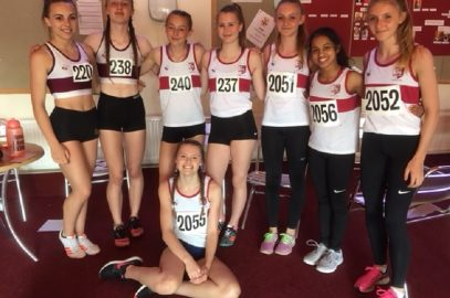 HARRIERS RACK UP 47 PBs AT FIRST SWAL LEAGUE MATCH OF SEASON