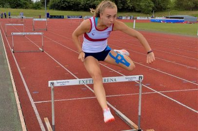 EXETER HARRIERS RUN, JUMP AND THROW THEIR WAY TO ENGLISH SCHOOLS AA NATIONAL CHAMPS