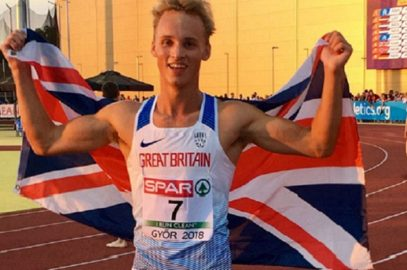 U18 EURO CHAMPS SEES TURNER BLOWN TO TOP OF UK U18 ALL TIME DECATHLON RANKINGS
