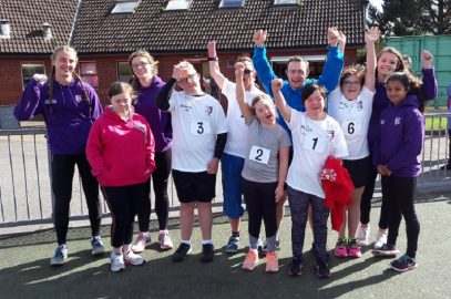 FIRST DS ACTIVE FESTIVAL OF ATHLETICS SUPPORTED BY EXETER HARRIERS GAME CHANGERS