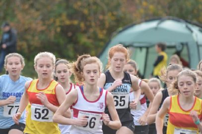 HARRIERS TAKE DEVON COUNTY XC CHAMPS BY STORM WINNING 6 GOLDS