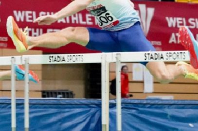 FURTHER GOLD FOR TURNER AT THE COMBINED EVENTS INTERNATIONAL IN CARDIFF
